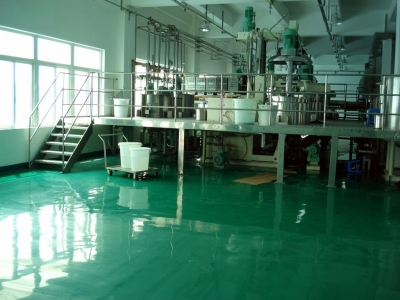 防静电环氧自流坪 Anti-static Self-leveling Epoxy